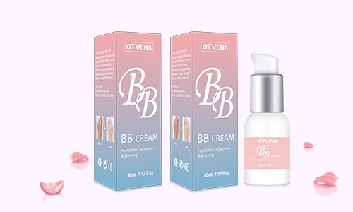 Waterproof brightening make up BB foundation cream