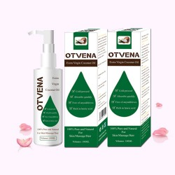 OTVENA Virgin Organic  Coconut Oil For Skin Whitening  hair care