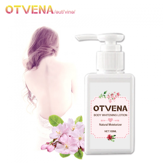 OEM ODM spa use private label skin care whitening lotion